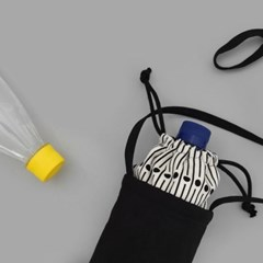 Easy Miller Black Cooler Bottle Bag
