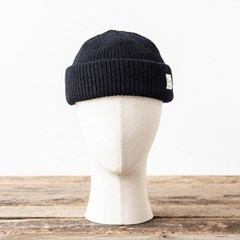 HEAVY WEIGHT MARINE WATCH CAP (black)