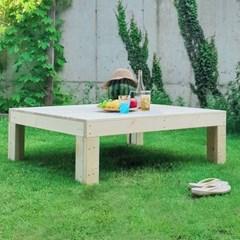 조립식테이블 평상 벤치의자 정원가구 소형/무도장