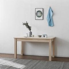 [편백] A형 식탁/테이블 서랍형 1200_(1608416)
