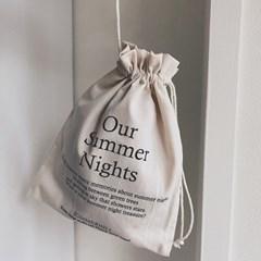 summer night pouch