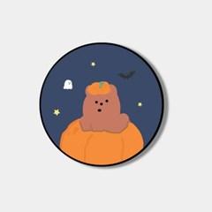 Happy halloween gummy 스마트톡