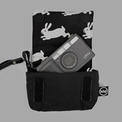 Happy Bunny Camera Pouch