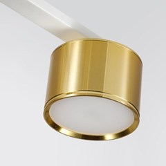 LED 직부등 플루 70W 골드화이트 5700K 카페 매장조명_(1963351)