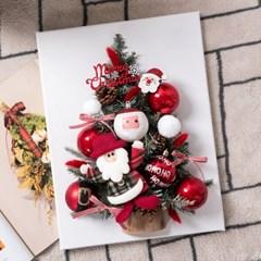 만세산타캔버스트리 40cmAP 트리 크리스마스 TRHMES