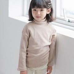 화) 솜사탕 아동 폴라티셔츠-주니어까지