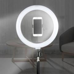삼각대 LED 링라이트 방송 촬영 링 조명 LIGHT33