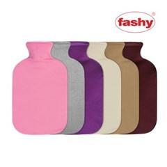 [Fashy]독일생산 파쉬 보온 물주머니/핫팩_면쭈리커버_(2500771)