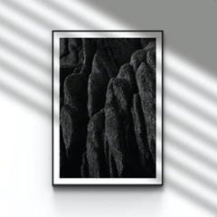 Black stone - Jitten 인테리어 포스터