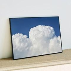 흔한 구름 사진 (5070 size) - Jitten 인테리어 포스터