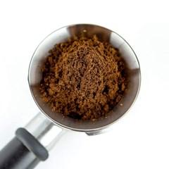 [칼딘] 커피 스테인리스 포터필터 도징링 도징툴 58mm