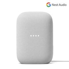 구글 네스트 오디오 인공지능 AI 블루투스 스피커 음성인식 국내정품