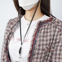 사원증 목걸이 겸용 마스크목걸이줄 마스크스트랩 걸이