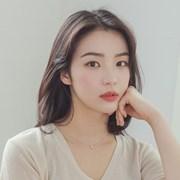 제이로렌 G0212 14K 꼬냑다이아몬드 핑크골드 목걸이_(1176344)