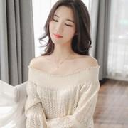 제이로렌 G0205 14K 장미석 원석 핑크골드 목걸이_(1176339)