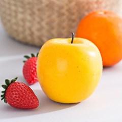 노란 사과(7cm)