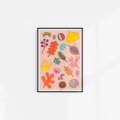 굴리굴리 포스터 / AUTUMN (051)