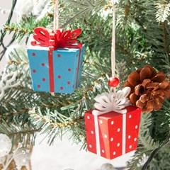 모델선물상자 6cm 크리스마스 장식 소품 TROMCG