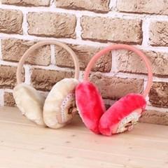 동글이 하트 귀마개