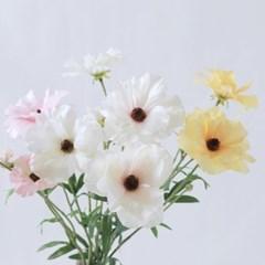 버터플라이 라넌큘러스 조화 / 가을꽃 겨울꽃