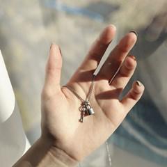 써지컬 자물쇠 키 목걸이(AGTN0A15BOSS)