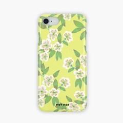 식물도감 속 꽃_green yellow