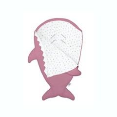 베이비바이츠 유아 아기 슬리핑백 보낭 겉싸개 PINK