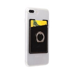 스마트폰 카드포켓 스마트링(블랙)