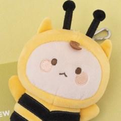 보니크루 꿀벌젤 키링