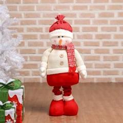 100cm 롱다리 눈사람 인형/크리스마스장식 인테리어