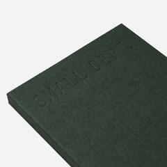 Small dept : sketch - Deep green