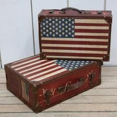 엔틱 미국 가방