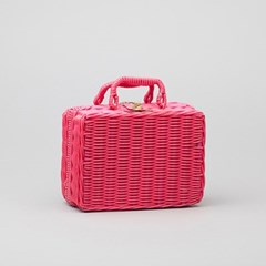 피크닉 가방(핑크)