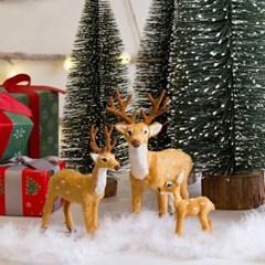 크리스마스 루돌프 사슴