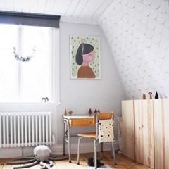 Martabadblay - Girl 1 (50x70cm)