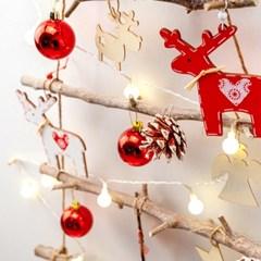 크리스마스 벽트리 장식 풀세트