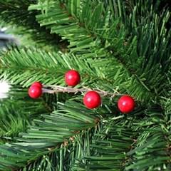210cm 열매트리 크리스마스트리 대형트리 성탄