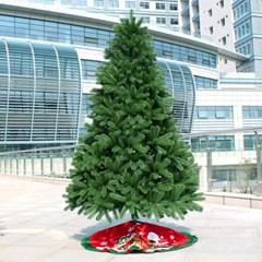 240cm 리얼 전나무 크리스마스 대형 트리