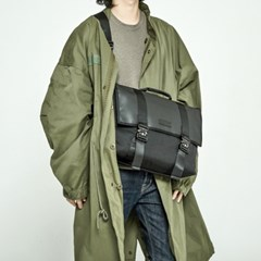2-BUCKLE TOUGH MESSENGER L