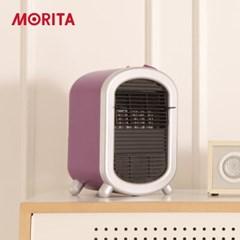 모리타 미니온풍기 상하조절 타이머기능 MKS-F60QA