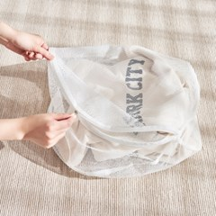 [바이홈] 무형광 세탁망 - 겉옷용 2P