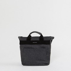 UD Cross Tote Bag Gray