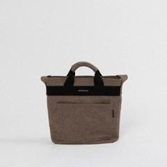 UD Cross Tote Bag Brown