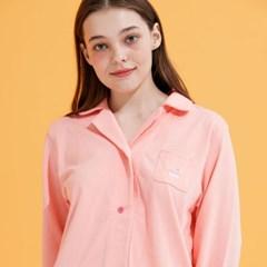 여성 핑크 베스 잠옷세트