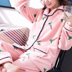 수면잠옷 여자 남자 커플 잠옷 세트 파자마 홈웨어