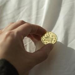 이빨요정 금화 동전