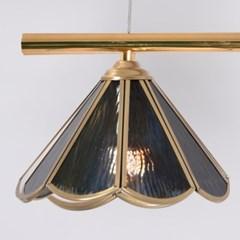 LED 펜던트 엘프 3등 블랙 화이트 식탁등 카페 매장조명_(1971085)