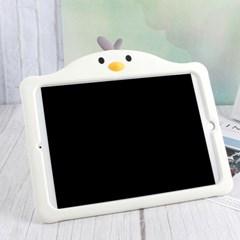 오젬 아이패드 프로9.7 꼬꼬닭 캐릭터 실리콘 케이스