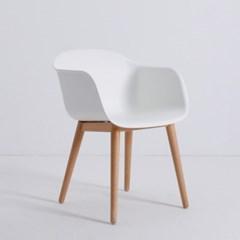 코펜하겐 디자인 체어(우드)