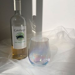 LAZYTHING Hologram aurora Glass 540ml